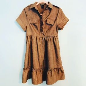 Vertigo baby doll dress